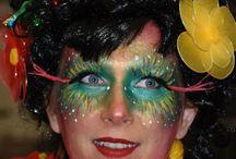 schmink carnaval