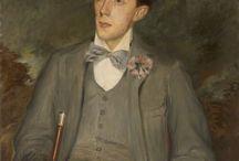 Aubrey Beardsley / Aubrey Vincent Beardsley (Brighton, 21 agosto 1872 – Mentone, 16 marzo 1898) illustratore, scrittore e pittore inglese, piuttosto influente negli ambienti teatrali all'epoca di Oscar Wilde.
