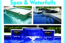 Spas & Waterfalls