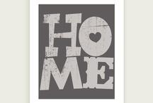 Home! / by Paula Krumholz