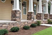 New Exterior Stone Ideas