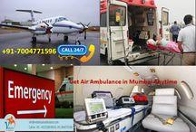 Vedanta Air Ambulance Services