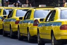 Taxis por el mundo / Aquí encontraréis un pequeño concurso con imágenes de taxis por diferentes partes del mundo. Lo hacemos todos los lunes, y esperamos que os animéis a participar. ¡Suerte!