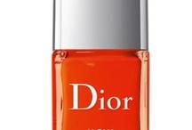My nail polishes - Dior