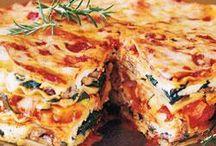 Lasgana Recipes