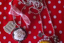 Hand made sieraden / sweet sierraden