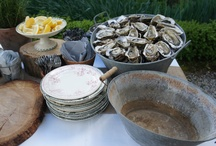 Oyster BBQ Party