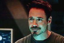 Tony Stark/Robert Downey Jr.