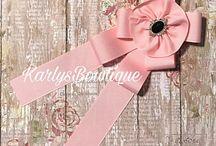 Bow handmade