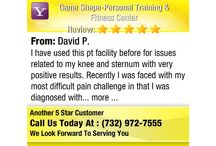 5 Star Reputation Physical Therapy / Check out our 5 star reviews!