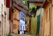 Romania / by Jeremy N Molly Harward