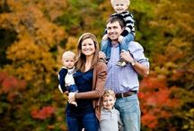 Family Pictures / by Mandy McKinley