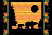 wildlife quilts