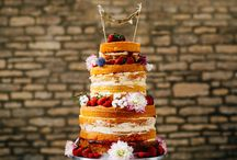 Creative Wedding Cakes / Creative and contemporary wedding cake inspiration and ideas