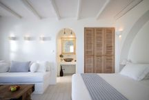 Styling Greece hotel / Interior design