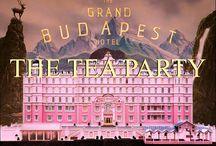 Grand Budapest Hotel - Tipsy Tea Party