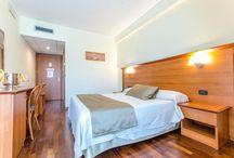 Camere Hotel Federico II - L'Aquila
