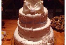 Sweet Cakes / Um pouco da paixão que tenho pelo meu trabalho