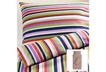 Bed Linen / Bed linen designed by Swedish designer Linda Svensson Edevint.