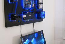 quarto de informatica