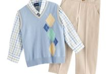 Style and Gifts for Boys / Little boys are stylin too! Cute outfits and info on bringing up boys.