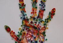 Craft: Quilling / by Sasky Stewart
