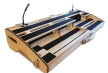 Pedals & pedalboards
