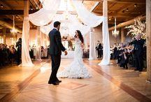 Rustic Glam Wedding at Bridgeport Art Center