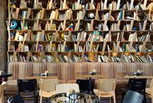 interior | books & coffe