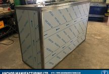 Sheffield stainless steel storage solutions