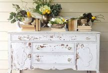 Painted Furniture and Treasures