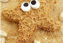 Starfish cookie
