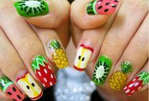 cool Nail art