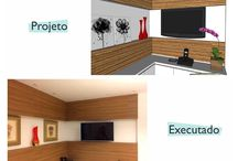 Projetos do Bangalô arq+in | Projects of the Bangalô arq+in