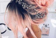 Lovely haircolors