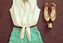 Teen fashion  / Pretty clothes
