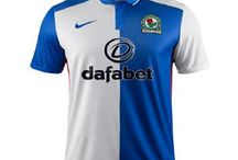 Home shirt 15/16 / Blackburn Rovers home shirt / by Blackburn Rovers