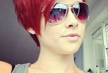 Pixie frizurák