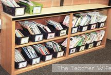 Organisation in the classroom
