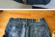 bolsos jeans