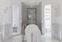 Master bath shower / by Kathryn Smith