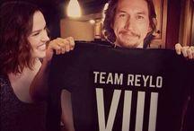 REYLO IS LOVE / I shipped once(TFA). Now I ship them even harder!  Reylo is love Reylo is life!