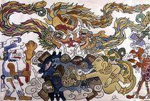Diego Rivera / Popol Vuh