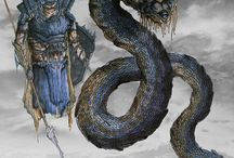 Illustrations / Serpent