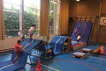 Gym les Sylke Karlijn