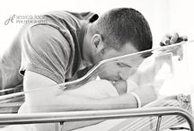 Newborn hospital pics