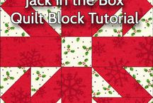 Interesting Quilt Blocks