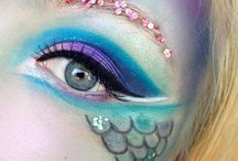 fasching make up