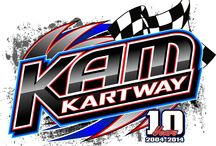 KAM Kartway turns 10! / It will be a celebration all year so be ready to eat a lot of cupcakes at intermission! www.kamkartway.com
