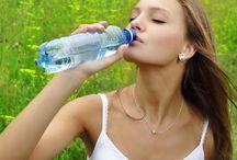 Tiszta víz / A tiszta víz fontossága, a desztillált víz, vízivás, böjtölés:)